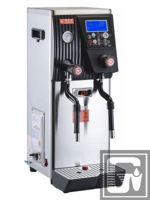 熱飲製造機 GE-228A (雙蒸汽型)左邊手動 右邊四組定溫按鍵