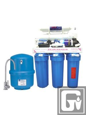 流理台式經濟型純水機 GE-RO101NS