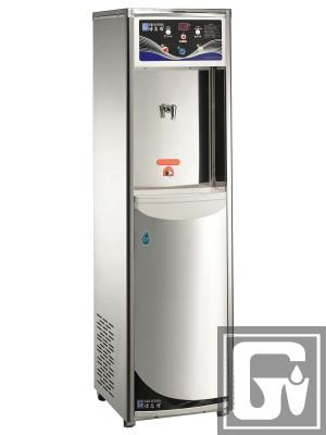 純水煮沸式飲水機 GE-RO106 (白鐵外殼系列)