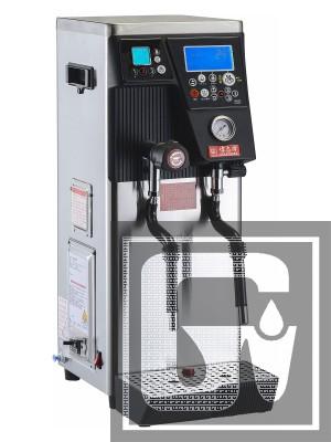 熱飲製造機 GE-228B (雙蒸汽型) 左三組 右四組蒸汽選擇鍵