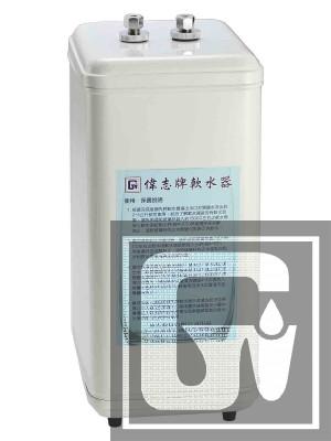 櫥下型軟水器 GE-133