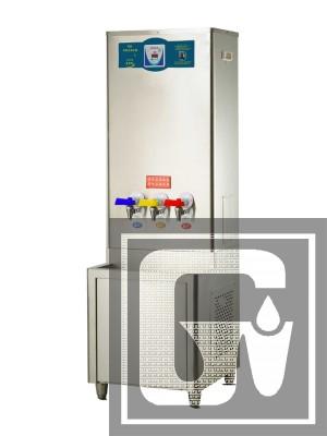 貯備型即熱式大流量開水器 GE-204ABW-A (雙溫兩用)