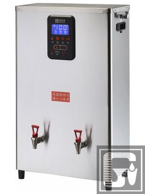 即熱式電開水機 GE-460HLS (雙熱檯掛兩用)