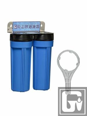 兩道式過濾器 GE-122