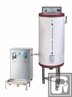 溫熱型電開水器搭配冷卻機