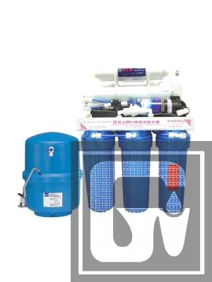 鹼性竹碳礦化RO淨水機 GE-RO-101NSB